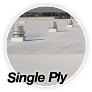 Single Ply Roof Coatings